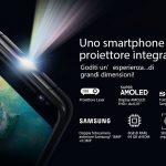 Blackview MAX 1 il primo smartphone al mondo con proiettore integrato