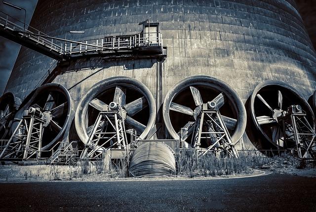 Come gli impianti di climatizzazione industriale migliorano la produttività