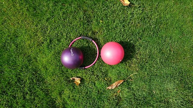 I mille usi della palla pilates